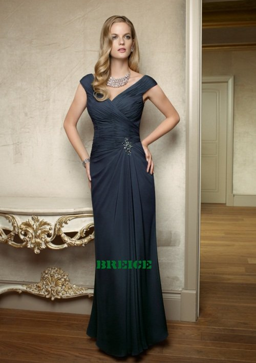 Custom Made Mother of The Bride Dresses Wedding Guest Dress M030