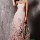 Pink Long Evening Dresses Prom Party Formal Gowns J19