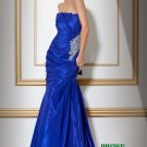 Blue Long Evening Dresses Prom Party Formal Gowns J20