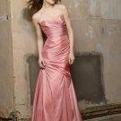 Sheath/ Column Sweetheart Evening Dress Bridesmaid/ Wedding Party Dress W05