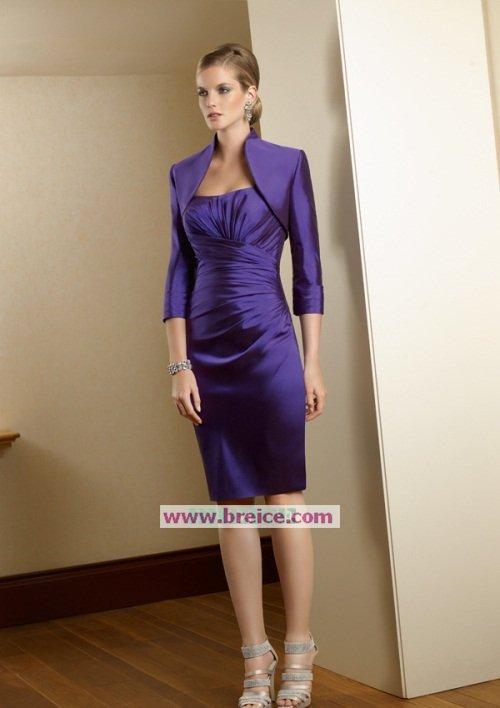 Custom Made Mother of The Bride Dresses Wedding Guest Dress M022