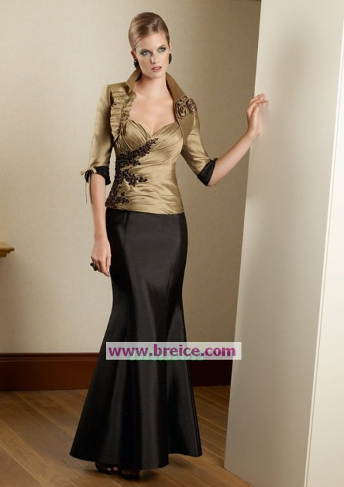 Custom Made Mother of The Bride Dresses Wedding Guest Dress M025