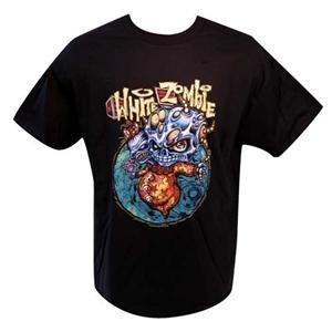 White Zombie Blue Zombie Shirt
