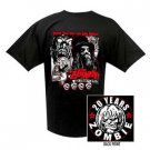 Rob Zombie 20 Years of Zombie T-Shirt