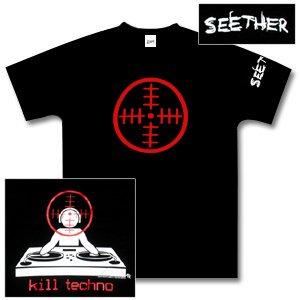 "Seether ""Kill Techno"" T-Shirt"