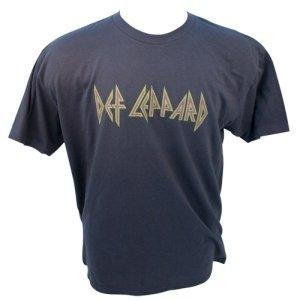 Def leppard Classic Logo T Shirt