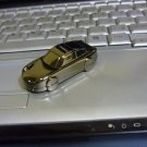 4GB COOL BRONZE RACER Flash Memory Stick Thumb Drive