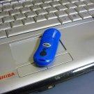 4GB CUTE BLUE BEANIE Flash Memory Stick Thumb Drive