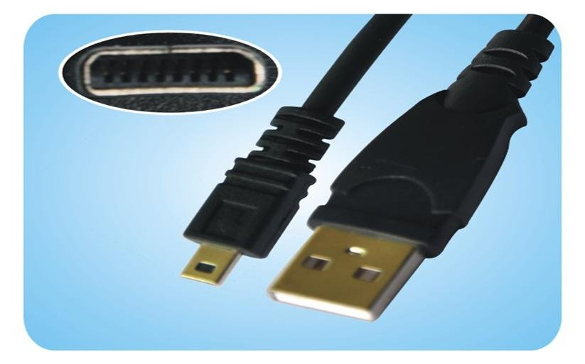 Nikon COOLPIX S4 UC-E6 USB Cable