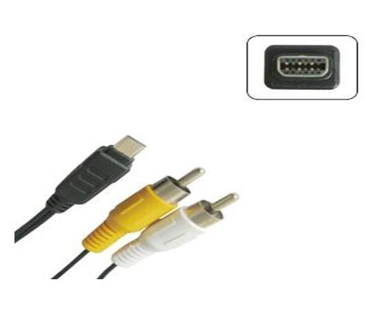 Olympus Stylus 730 720 725 710 700 500 1000 AV Cable