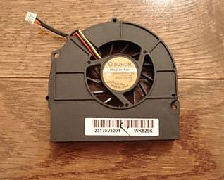 Acer TravelmAcer Travelmate 4651WLMi 4652LC 4652LCi 4652LM 4652LMi Laptop CPU Cooling Fan