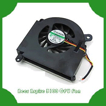 ACER Aspire 3100 51005110 AB7505UX-EB3 Laptop CPU Cooling Fan