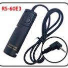 Canon RS-60E3 Remote Shutter Release for Canon 1000D 450D 400D 350D 300D