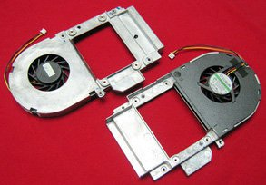 Dell Inspiron 1300 B120 B130 Laptop CPU Cooling Fan
