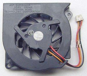 Fujitsu LifeBook T4010D MCF-S4512AM05 Laptop CPU Cooling Fan