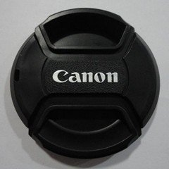 Canon 58mm Lens Cap for Canon EOS Series
