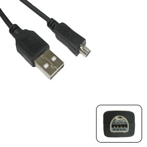 Nikon coolpix775 USB DATA cable