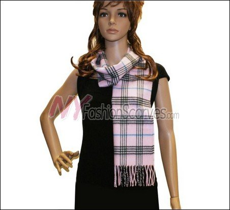 Classic Cashmere Feel Scarf <br>NY50-03