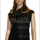 Plaid Cashmere Feel Scarf <br>NY49-01
