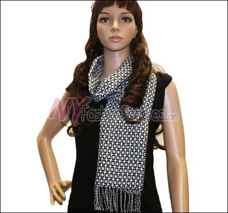 Special Cashmere Feel Scarf <br>NYC1-01