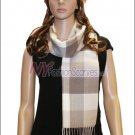 Square Cashmere Feel  Scarf <br>NY3-08