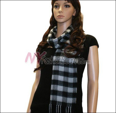 Square Cashmere Feel  Scarf <br>NY7-11