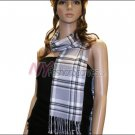 Light Cashmere Feel Scarf  <br>#8109-2
