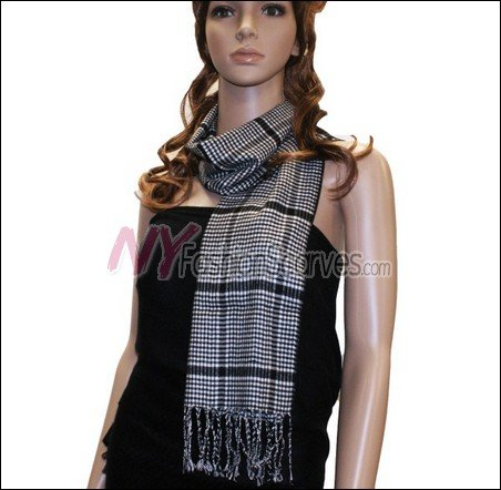 Light Cashmere Feel Scarf  <br>#7070