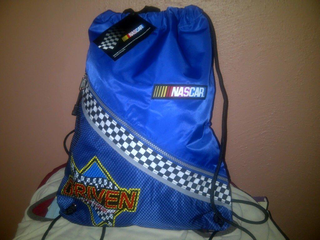 NASCAR Drawstring Bag FREE SHIPPING