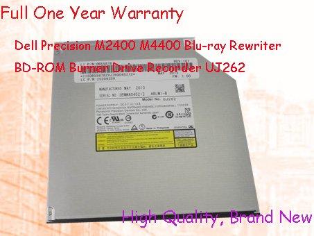 Generic Dell Precision M2400 M4400 Blu-ray Rewriter BD-ROM Burner Drive Recorder UJ262