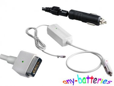 AP-85 DC Adapter Laptop Car/Air/Boat Charger for MacbookPro 18.5V 4..6A A1172 85W