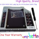 2nd HARD DISK DRIVE HDD caddy Bay For HP EliteBook 2640P 2730p
