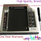2nd SATA Hard Drive Caddy Adapter Optical Bay for HP PROBOOK 4710S