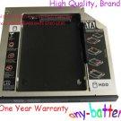 2nd SATA Hard Drive SSD HDD Caddy for Lenovo IdeaPad G400 G405 G500 G505
