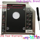 """NEW 2nd second HDD SSD Hard drive caddy Apple MacBook Pro 15"""" Unibody Mid 2010"""