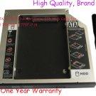 SATA to SATA 2nd Hard Drive SSD HDD Caddy for Dell Inspiron 17 7737 i7 i5