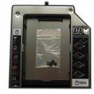 New Sata 2nd hard drive HDD Caddy For IBM ThinkPad X200 X200T UltraBase 43N3412