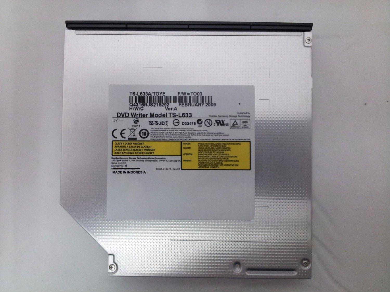 New Acer Aspire 5532 DVD-RW DL CD-RW Burner Writer Drive AD-7580S GT30N TS-L633