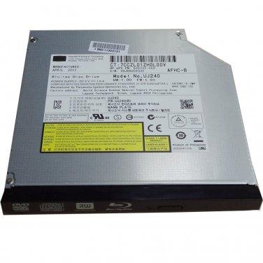 HP EliteBook 8460w 8560w 8730w 8740w 6X Blu-ray Burner DVDRW Drive UJ-240 UJ240