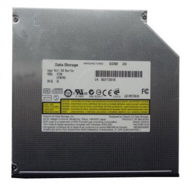 GT30N DVD±RW Burner Drive for ASUS G60J K50IJ P50IJ G60JX DS-8A4S21C Aspire 5517