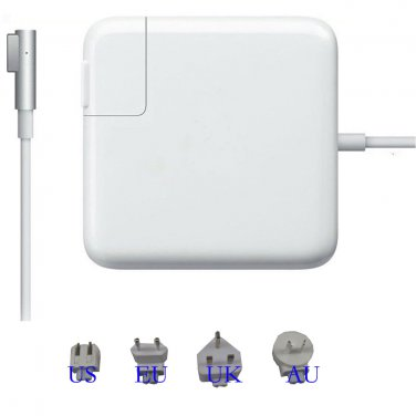 85W Laptop AC Wall Power Supply Adapter Charger for Apple MacBook Pro MagSafe 1