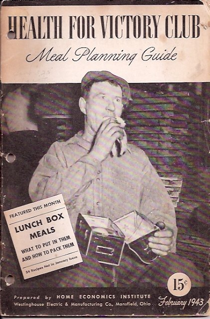 Health For Victory Club, February 1943