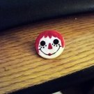 Hand Painted Raggedy Anne Brooch  #00058