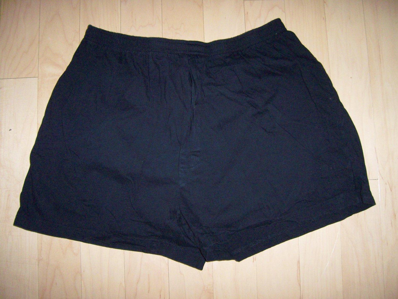 Men's Volley Shorts Black XL