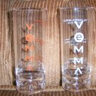Two Shot Glasses Up To 2 oz.