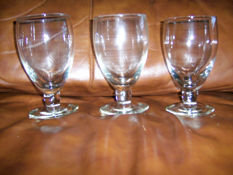 Set Of Three Beverage Glasses BNK136