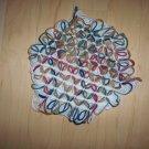 Pot Holder Multi Color BNK190