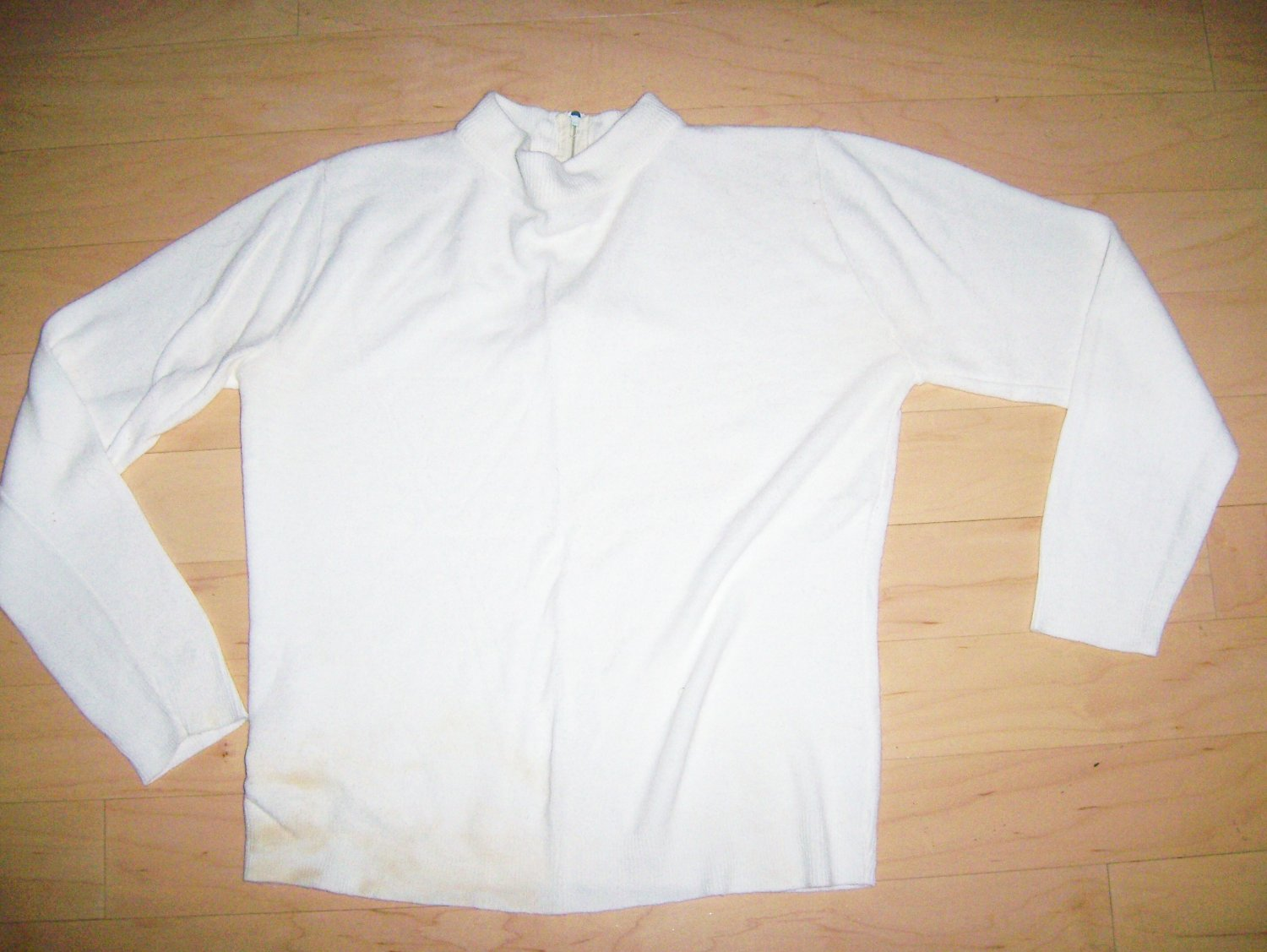 Sweater White Size 34 BNK208