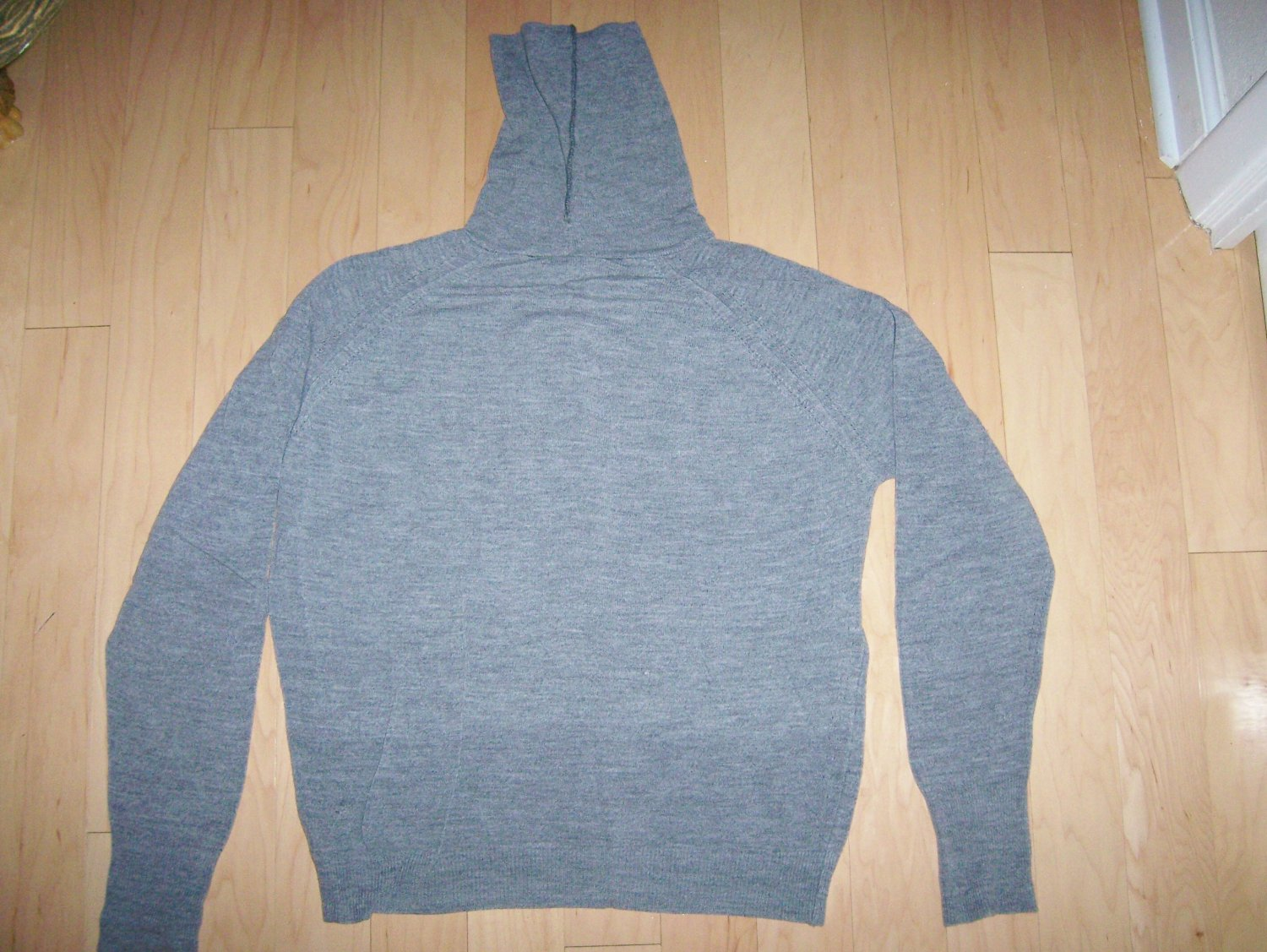 Sweater Turtle Neck Long Sleeves Size 34 BNK211