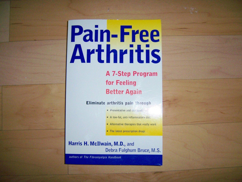 Pain Free Arthritis  Book BNK223